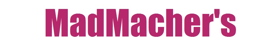 Welcome to MadMacher Supplies